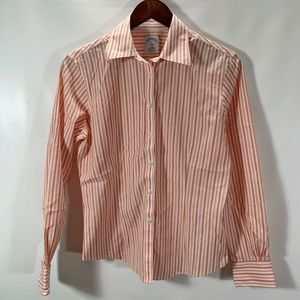 Brooks Brothers Button Shirt Fitted Non Iron